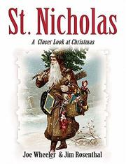 Cover of: St. Nicholas | Jim Rosenthal, Joe L. Wheeler