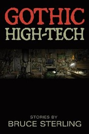 Cover of: Gothic Hightech Stories