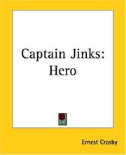 Cover of: Captain Jinks