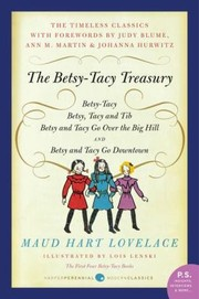 Cover of: The Betsytacy Treasury