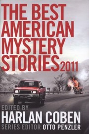 Cover of: The Best American Mystery Stories 2011