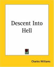 Cover of: Descent into hell