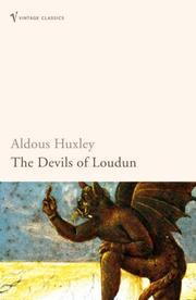 Cover of: The devils of Loudun