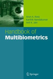 Cover of: Handbook Of Multibiometrics