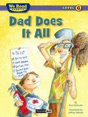 Cover of: Dad Does It All