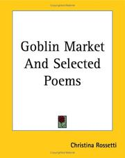 Cover of: Goblin Market And Selected Poems