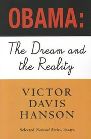 Cover of: Obama The Dream And The Reality National Review Essays 20082010