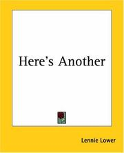 Cover of: Here's Another