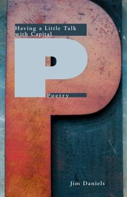 Cover of: Having A Little Talk With Capital P Poetry Poems