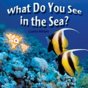 Cover of: What Do You See In The Sea