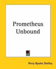 Cover of: Prometheus unbound