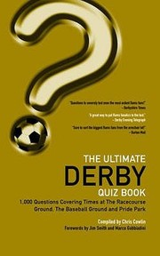 Cover of: The Ultimate Derby Quiz Book