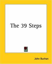 Cover of: The 39 steps