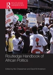 Cover of: Routledge Handbook Of African Politics