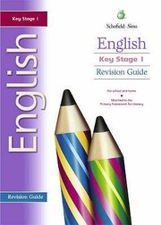 Cover of: Revision Guide English Key Stage 1