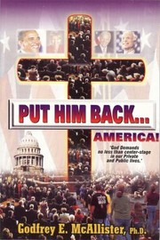 Cover of: Put Him Back America