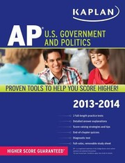 Cover of: Ap Us Government Politics 20132014
