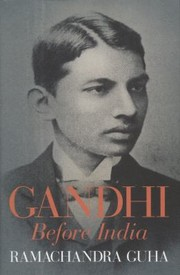 Cover of: Gandhi Before India