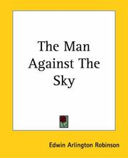 Cover of: The man against the sky
