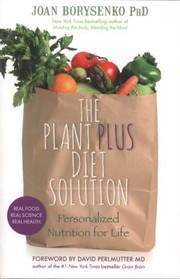 Cover of: The PlantPlus Diet