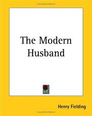 Cover of: The modern husband