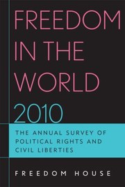 Cover of: Freedom In The World The Annual Survey Of Political Rights Civil Liberties Paper Ed