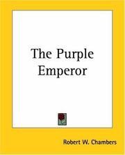 Cover of: The Purple Emperor: Faerie Wars II