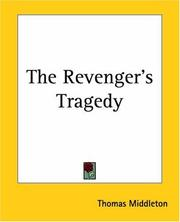 Cover of: The Revenger