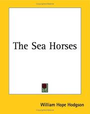 Cover of: The Sea Horses