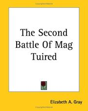 Cover of: The Second Battle Of Mag Tuired