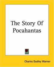 Cover of: The Story Of Pocahantas