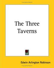 Cover of: The three taverns