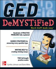 Cover of: Ged Demystified