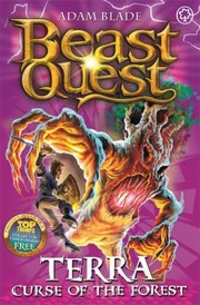 Cover of: Terra Curse Of The Forest