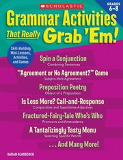 Cover of: Grammar Activities That Really Grab Em