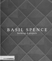 Cover of: Sir Basil Spence Buildings And Projects
