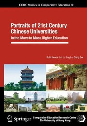 Cover of: Portraits Of 21st Century Chinese Universities In The Move To Mass Higher Education
