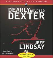Cover of: Dearly Devoted Dexter