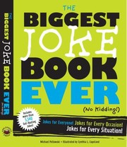 Cover of: The Biggest Joke Book Ever No Kidding