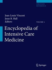 Cover of: Encyclopedia Of Intensive Care Medicine 450 Tables