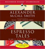 Cover of: Espresso Tales: the latest from 44 Scotland Street