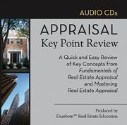 Cover of: Appraisal Key Point Revised Audio CDs