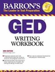 Cover of: Barrons Ged Writing Workbook