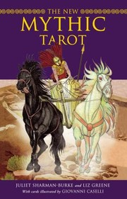 Cover of: The New Mythic Tarot