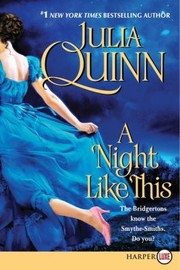 Cover of: A Night Like This