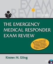 Cover of: Emergency Medical Responder Exam Review