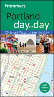 Cover of: Portland Day By Day