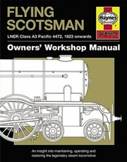 Cover of: Flying Scotsman Manual