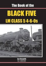 Cover of: The Book Of The Black Five Lm Class 5 460s