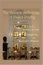 Cover of: The Oestara Anthology of Pagan Poetry